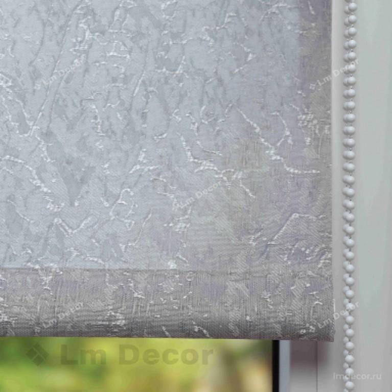 Рулонная штора «Жаккард» LM66-05