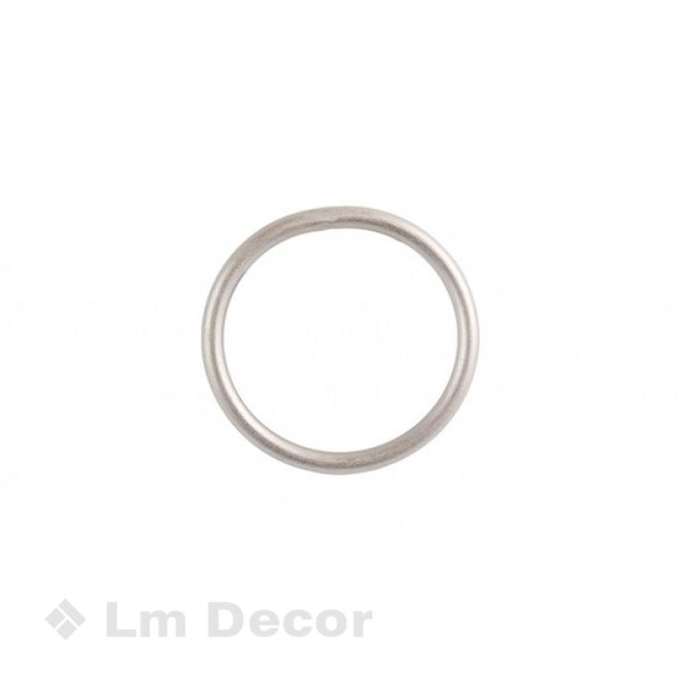 Кольцо металлическое D25мм , 10шт