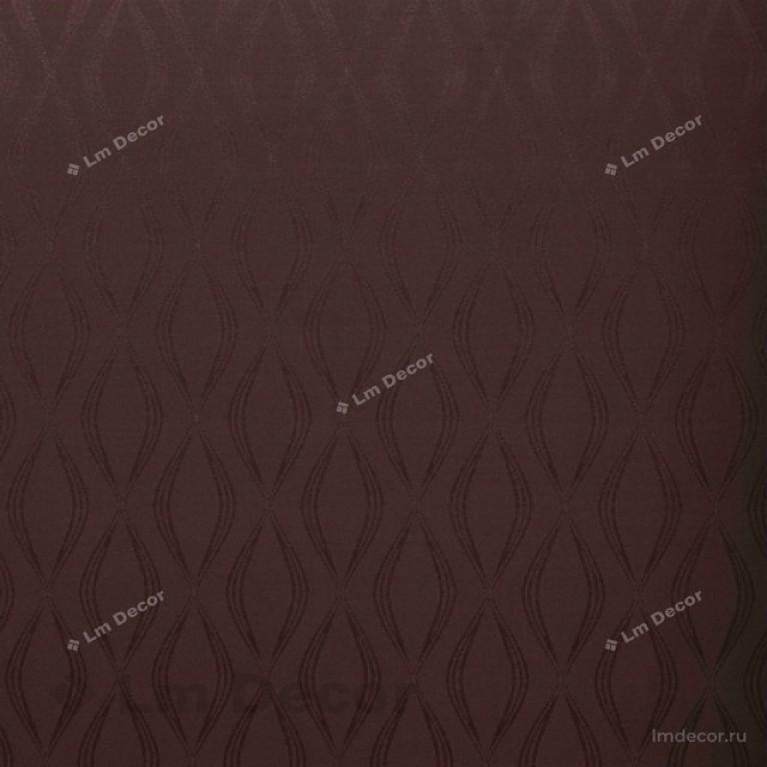 Рулонная штора «Инфинити 02» Коричневая